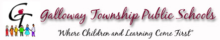 Galloway Township Public Schools welcomes you to our Web Page!