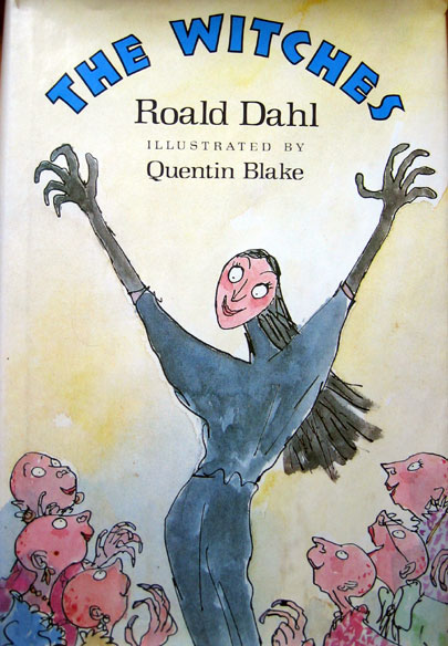 Image result for the witches roald dahl
